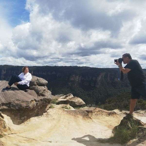 Blue Mountains sunset tours from Sydney